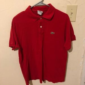 Locoste polo shirts